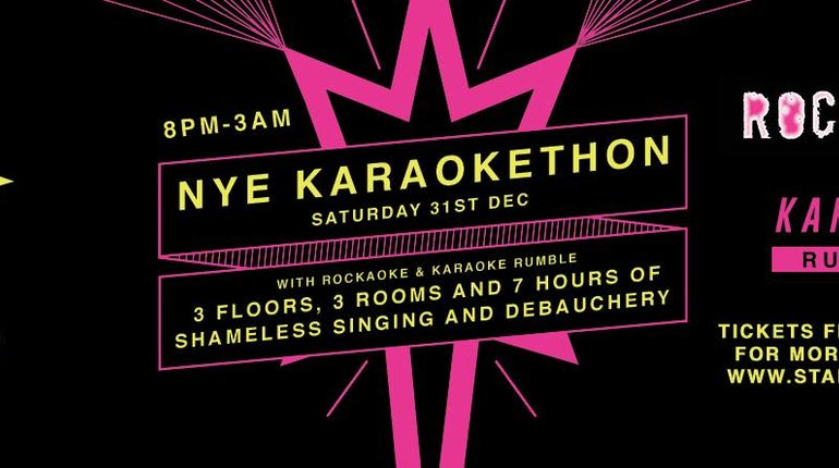 NYE Karaokethon