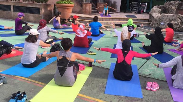 Breathe to Heal (Indoor and Outdoor Sessions)