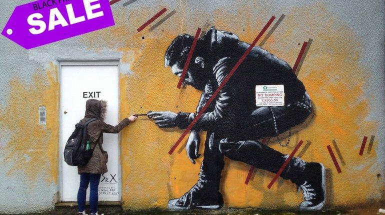 Unlock Urban Camden: Street Art Tour (BF)