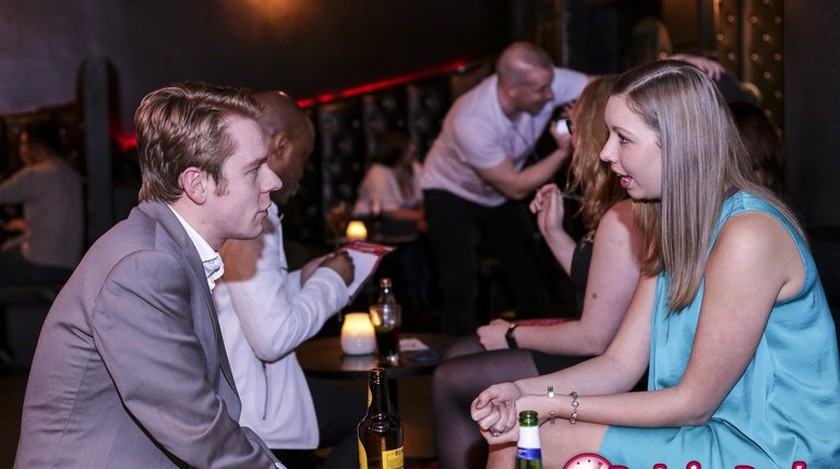 Go Speed Dating in Mayfair (Ages 24-36)