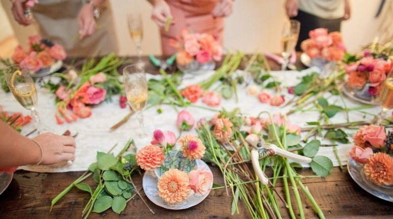 Flower Power Floristry Experience