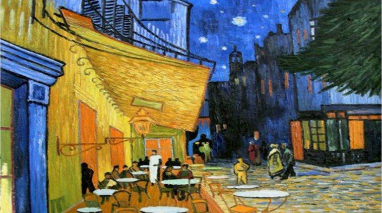 Paint like Van Gogh!