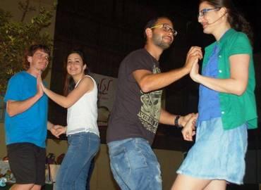 לימדו לרקוד סלסה חינם עם גלעד!