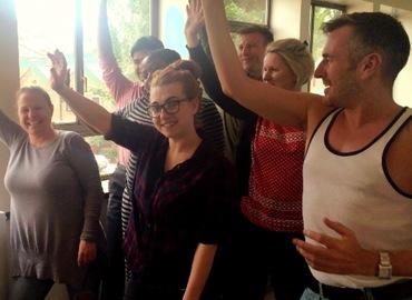 'So You Think You Can't Dance?' Dance BOGOF workshop