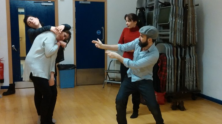 Acting for all - Theatre Gym class (£7 TASTER)
