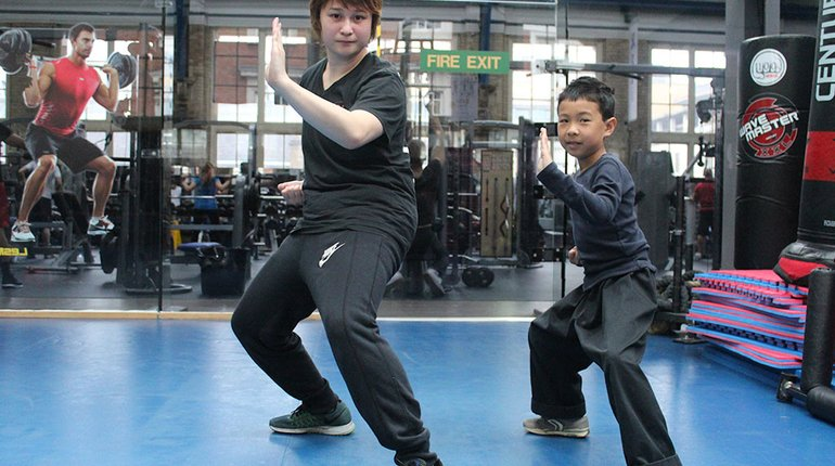 Kids & Youth Martial Art Class in Stratford