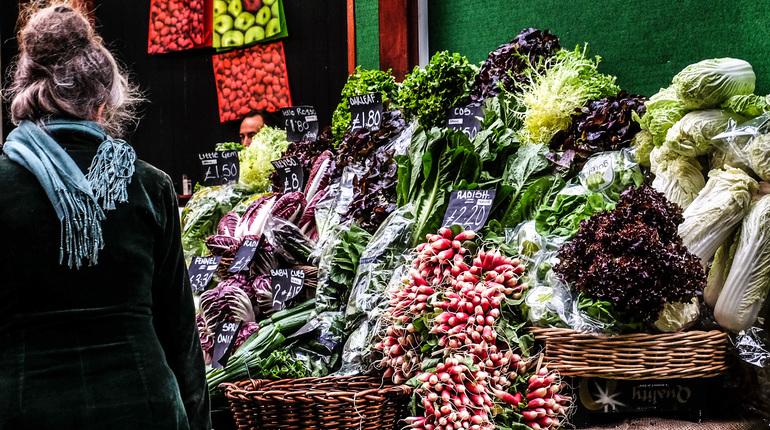 Get to Know your Camera - Borough Market