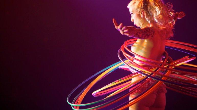 Sexy Cirque Noir Evening @ Trapeze