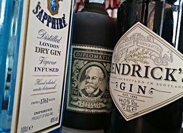 Gin Glorious Gin - Running Tour