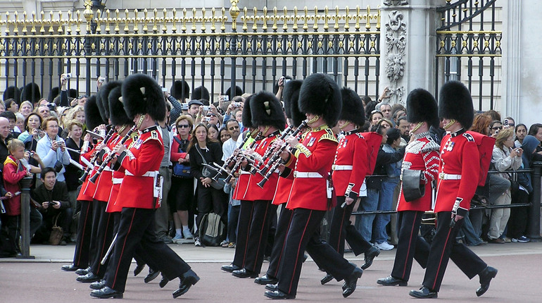 Discover Royal London & See the Changing of the Guard
