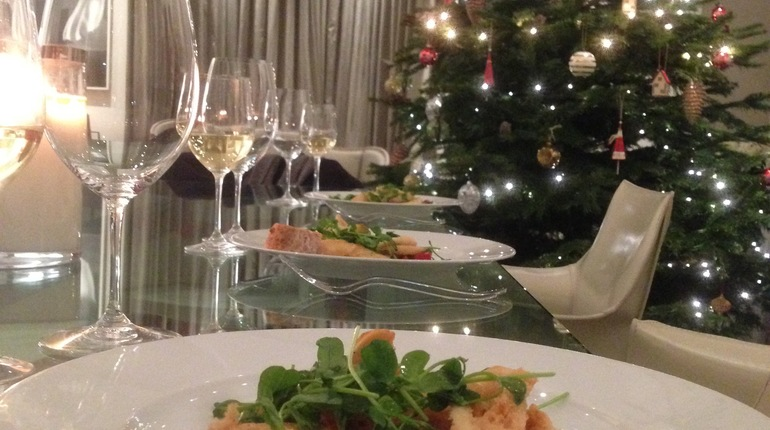 Easy Christmas Cookery Class