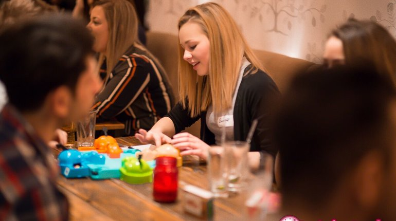 Singles Games Night @ The Jam Tree (Ages 21-30)