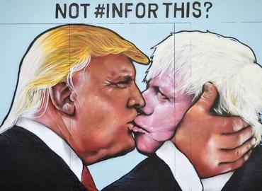 Funzing ThinkTap    Brexit VS Trump: Double Trouble?