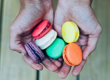 Learn The Art of French Macarons