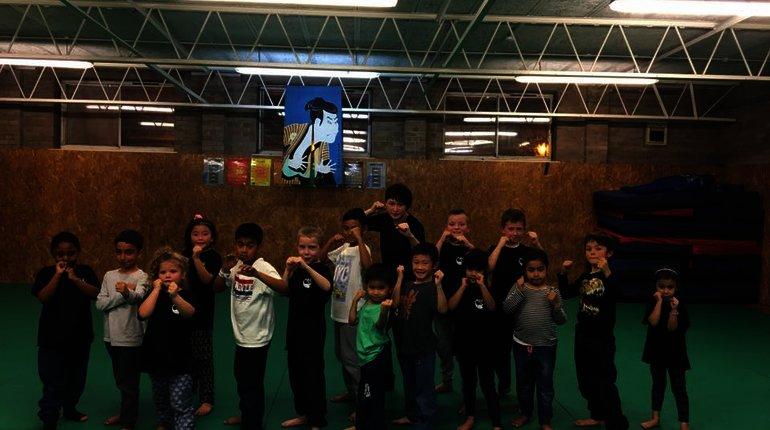Wutian Kids Wing Chun in Central London