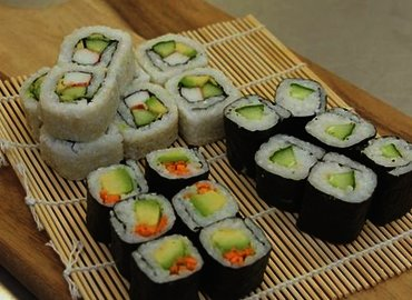 Best Sushi Making Workshop in London
