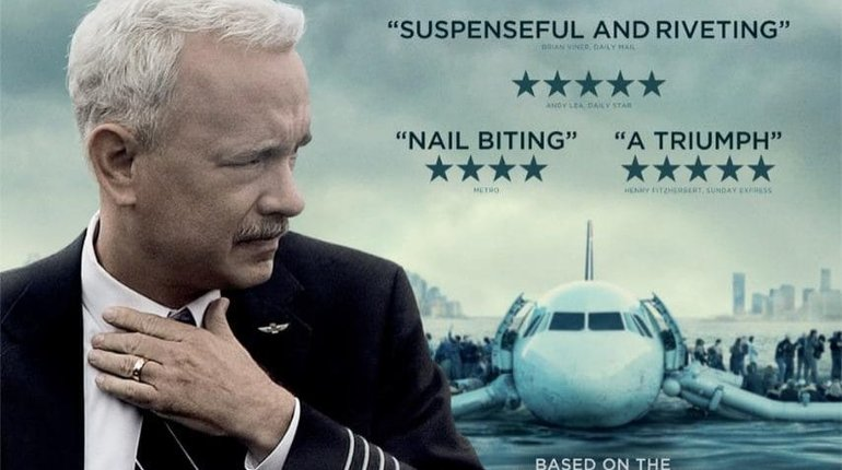 CineTalks | Sully: Overcoming Fear