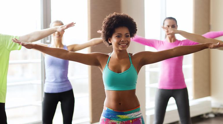 Dance Fusion Fitness Classes