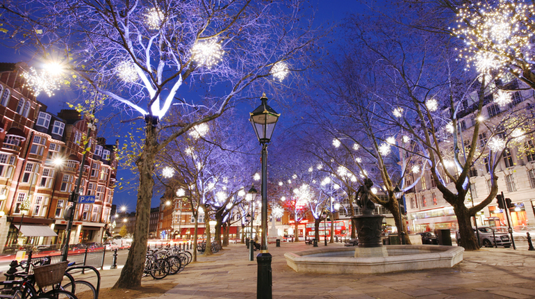 Unique Christmas Experiences In London You Will Love