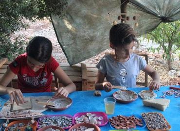 סדנת מוזאיקה אומנותית - פעילות להורים וילדים