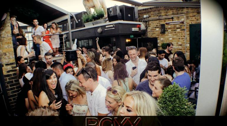 Roxx on the Roof - Summer Pop Up Party