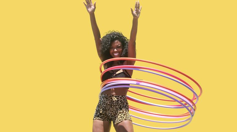 HOOPTONE - Weekend Fun !! #WindYoWaist