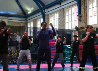 LGBT Martial Art Classes in Central London