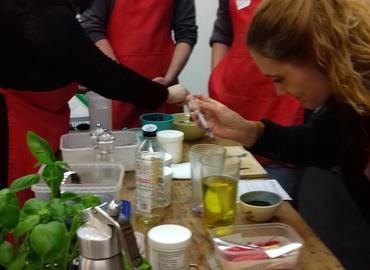 Make Tapas using Molecular Gastronomy in Clapham