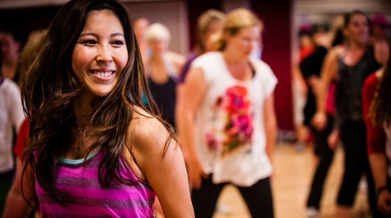 Swag it out in 1-hour of U-JAM Fitness class