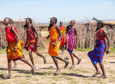 Ancient Tribal African Dancing Workshop