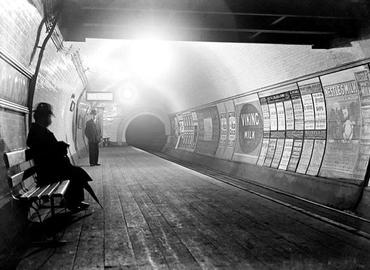 LDN Talks @ Night   Urban Legends of the Tube