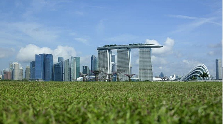 Try Outdoor Zumba! (Marina Bay)