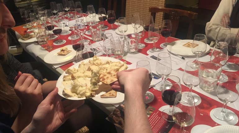 Cheese and Wine Matching Masterclass
