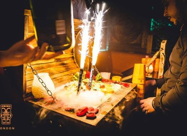 Tiki Toyboys Singles Event at Mahiki Night Club