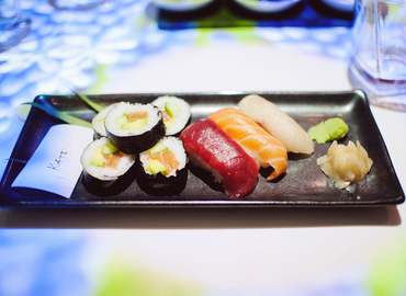 Exclusive Sushi & Sake Masterclass For Two