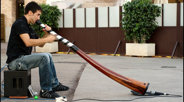 Learn To Play The Didgeridoo