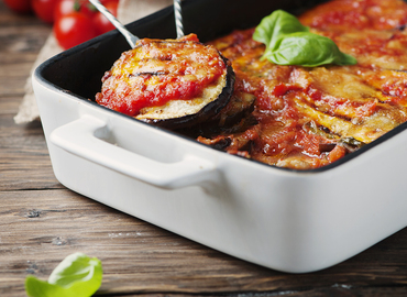 The Art of Italian Food: Eggplant Parmigiana