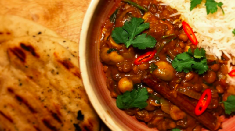 Punjab/British Cuisine Charity Supper Club