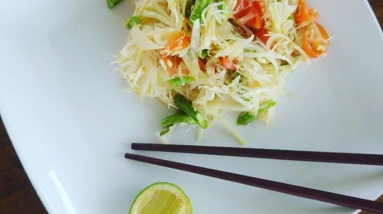 Explore Asian Flavours at a Thai Cooking Class