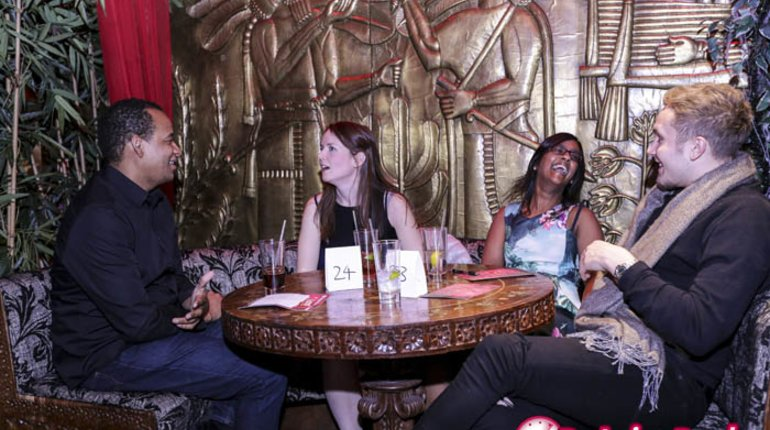 Speed Dating in Camden @ Gilgamesh (Ages 30-50)