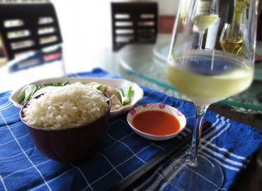 Singapore Street Food and Wine Experience