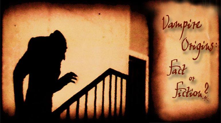 LDN Talks @ Night| Vampires: Fact or Fiction?