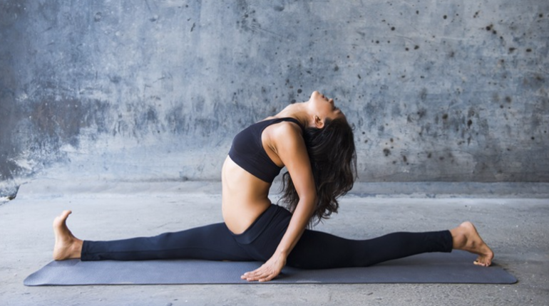 Mindful Yoga: Stretch & Release
