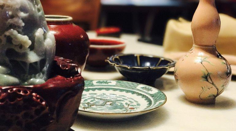 Treats and Treasures - High Tea with Talk