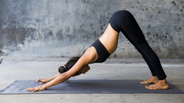 Mindful Yoga: Strength & Flow