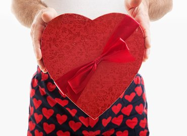 Sew your Valentine a Pair of Boxer Shorts
