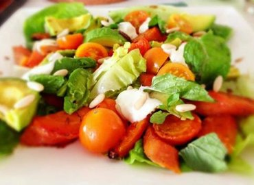 Learn the Secrets of Delicious Exotic Salads
