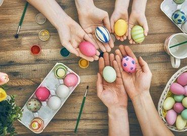 Easter Egg Fun (for kids)