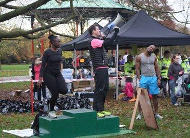 Get fit in Shoreditch Park - SHOREFIT