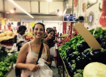 סדנת בישול וארוחת ערב עם תיירים מכל העולם